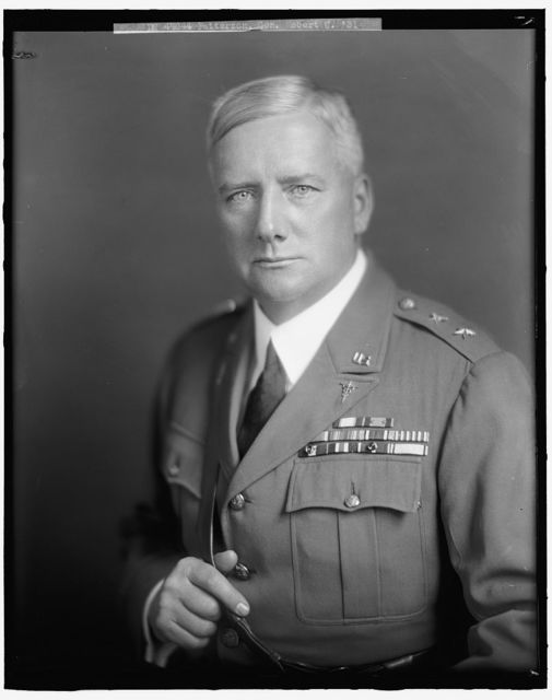 PATTERSON, ROBERT U. GENERAL