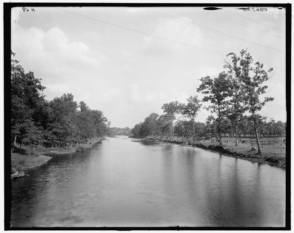 [Red Cedar River, Lansing, Mich.]