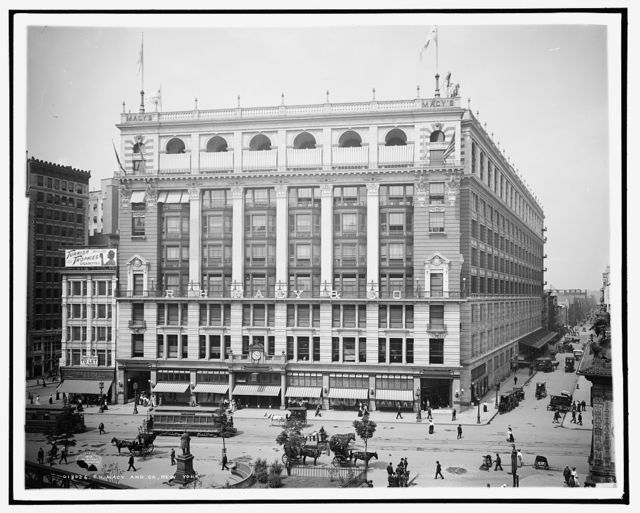 R.H. Macy and Co., New York