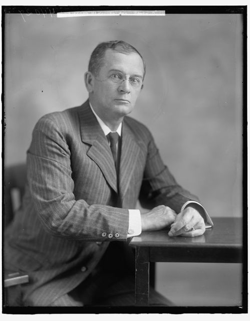 RICKETTS, EDWIN D. HONORABLE