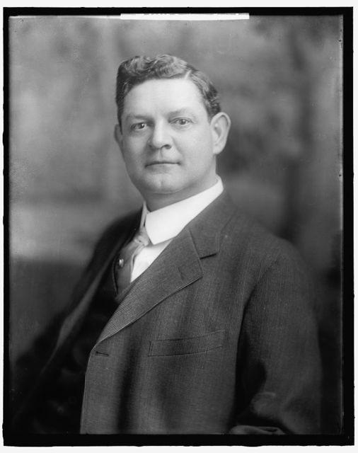 SANDERS, J., GOVERNOR