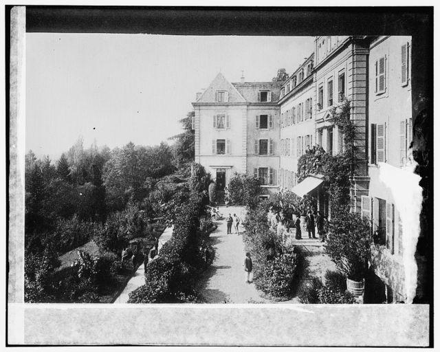 Scene in Geneva