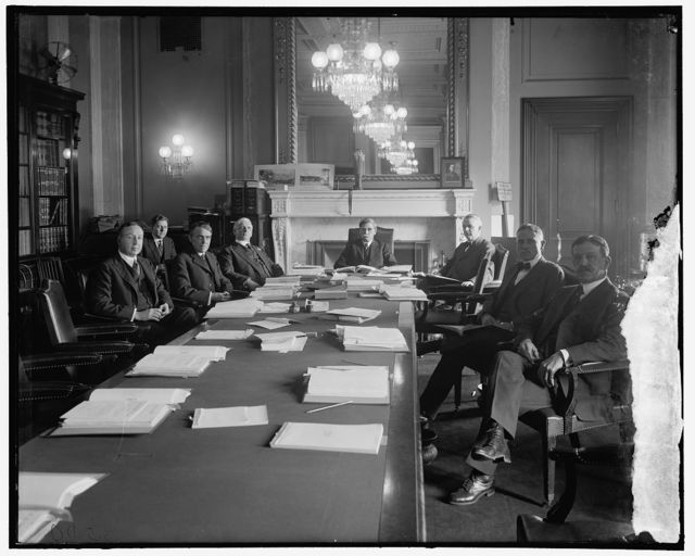 Senate Agriculture Committee, Jos. I. Lane; Arthur Capper; Thomas Gore; Asle J. Gronna; William S. Kenyon; Henry W. Keyes; Jon Kendrick; Ellison Smith