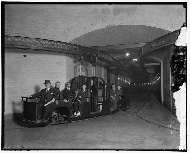 Senate Subway R.R.