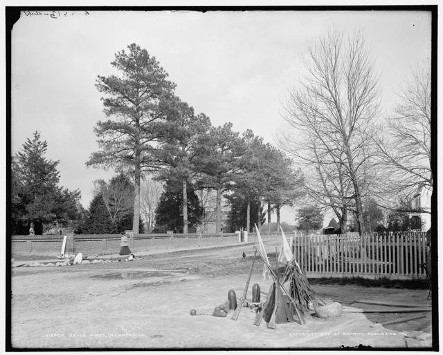 Seven Pines, Richmond, Va.
