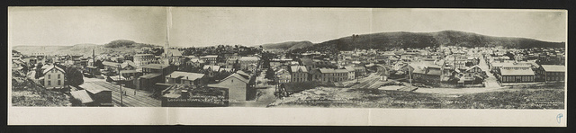 Shamokin, PA. looking south west and north