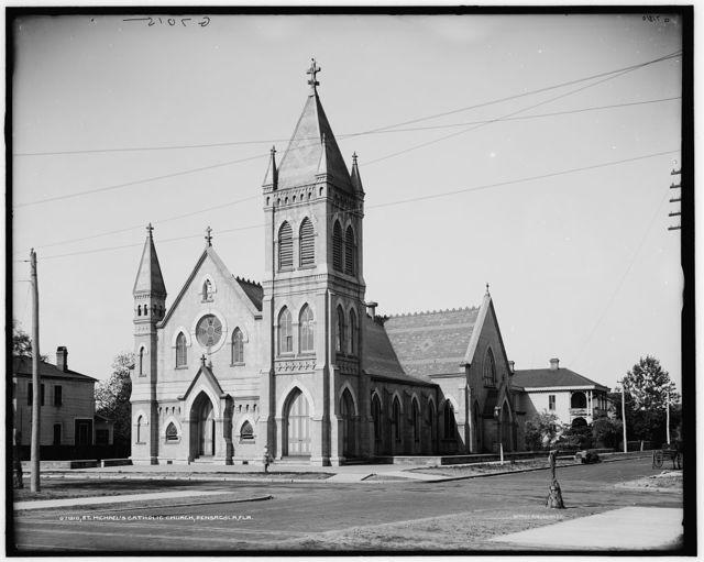 St. Michael's Catholic Church, Pensacola, Fla.