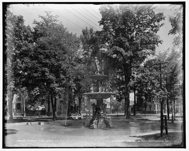 Steuben Park, Utica, N.Y.