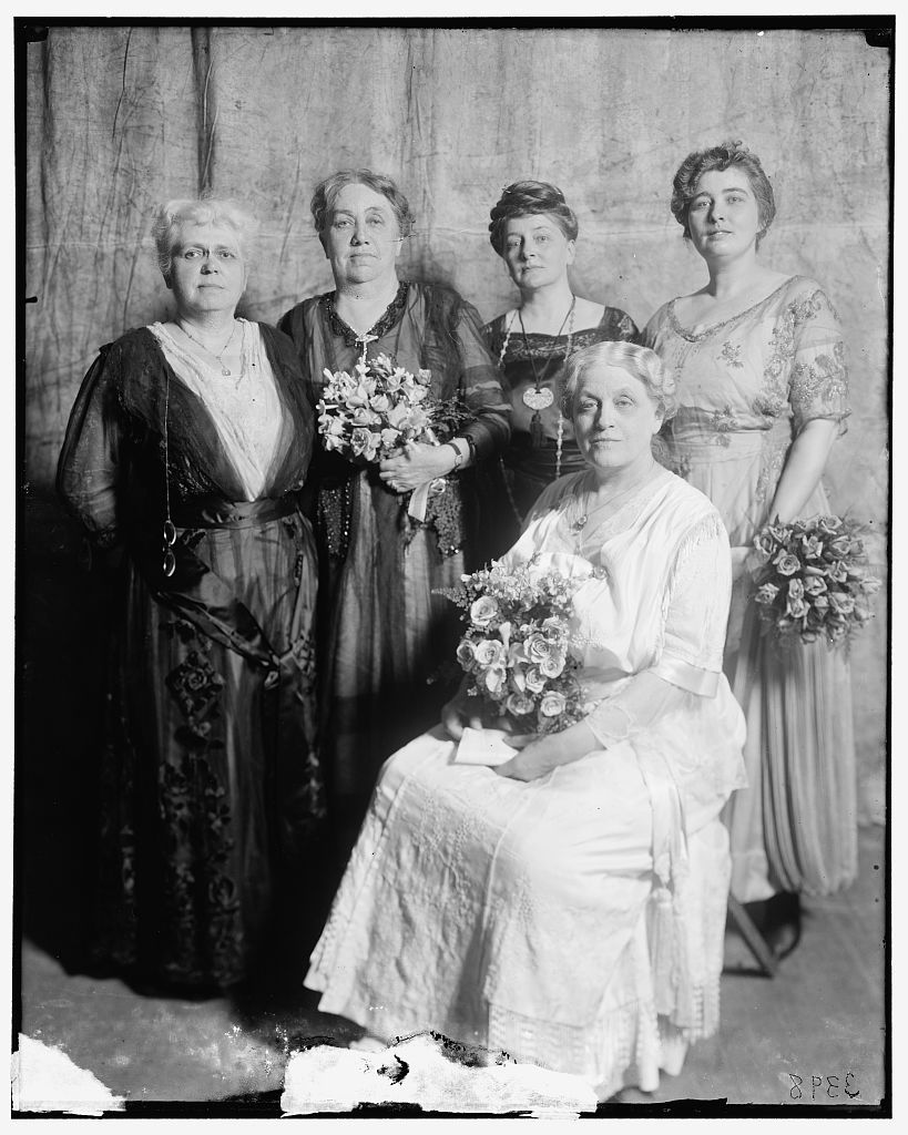 Suffrage Speakers