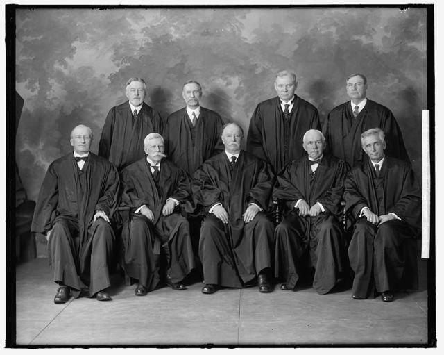 SUPREME COURT, U.S. TAFT COURT