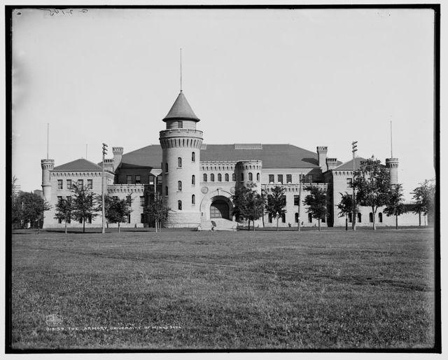 The Armory, University of Minnesota
