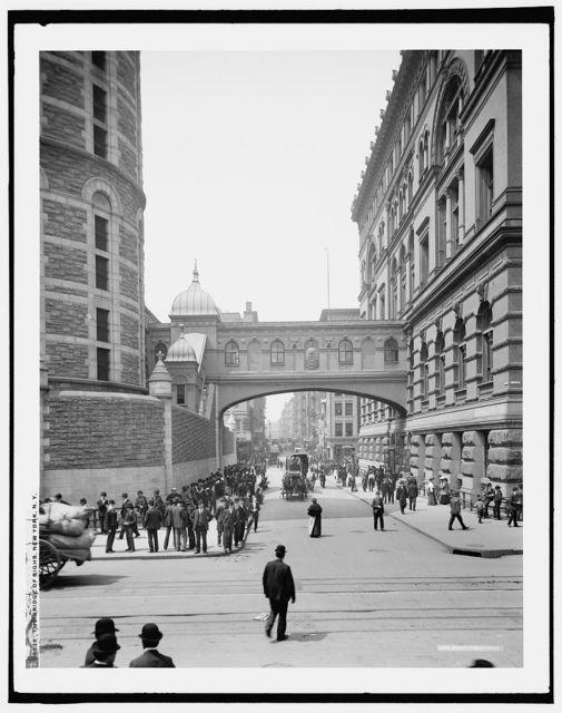 The Bridge of Sighs, New York