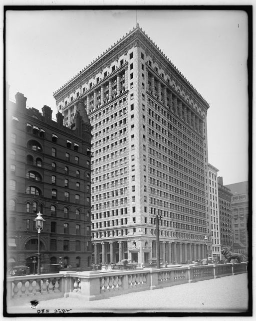 [The Peoples Gas Company Building, Chicago, Ill.]