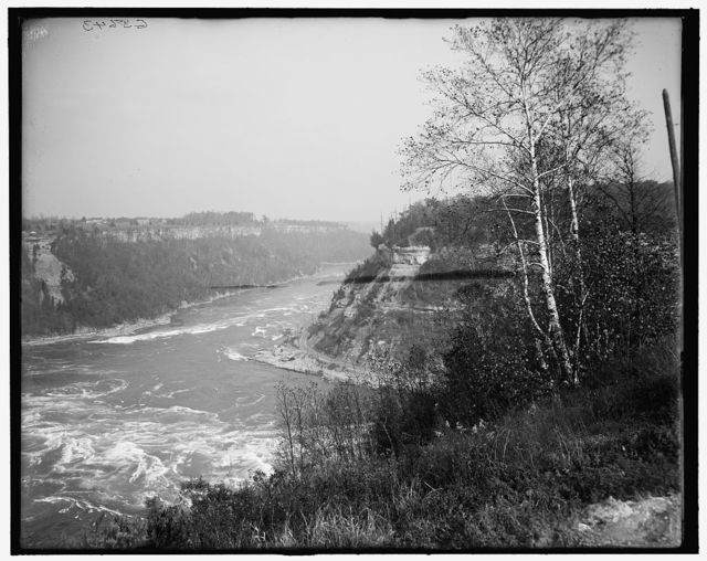 [The Whirlpool, Niagara Falls, N.Y.]