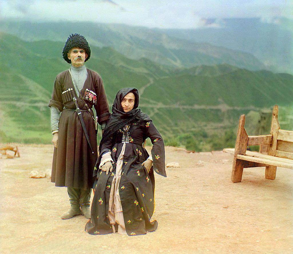 Tipy Dagestana