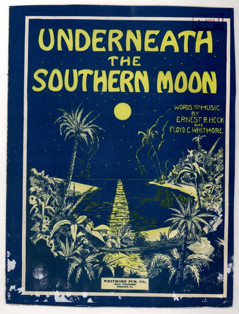 Underneath the southern moon