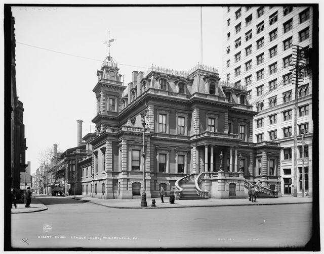 Union League Club, Philadelphia, Pa.