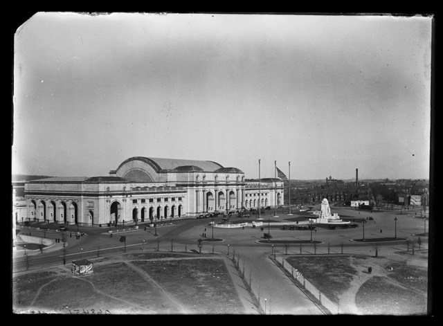 [Union Station, Washington, D.C.]