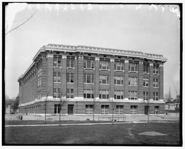 [University of Michigan, Chemistry Building, south side, Ann Arbor, Mich.]