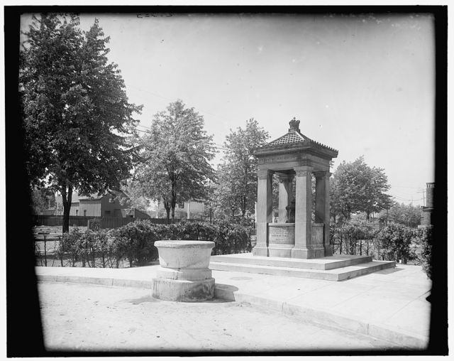 [Victoria jubilee fountain, Walkerville, Ont.]