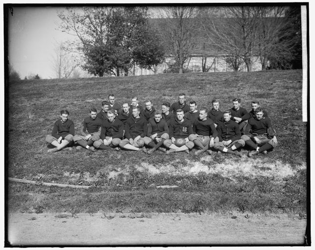 VIRGINIA P.I. SENIOR FOOTBALL TEAM