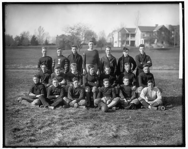 VIRGINIA P.I. SOPHOMORE FOOTBALL TEAM