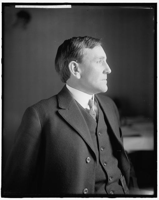WEST, OSWALD. GOVERNOR
