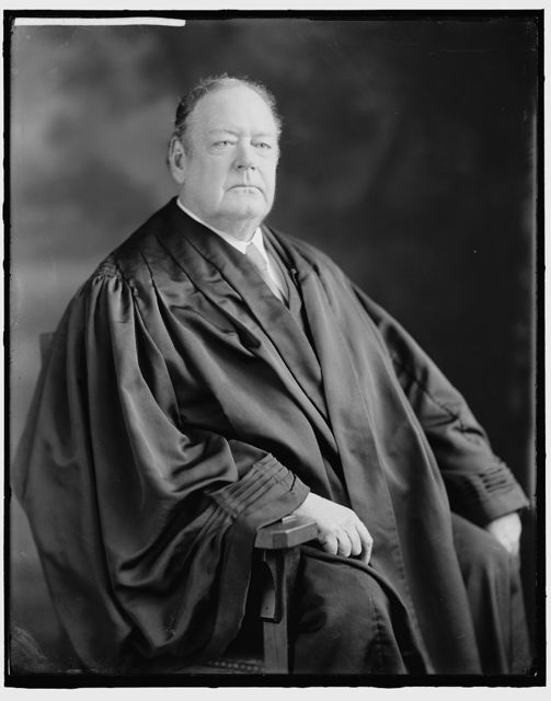 WHITE, EDWARD D. CHIEF JUSTICE