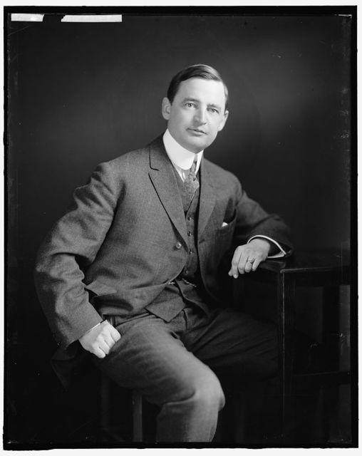 WILSON, CHARLES F. HONORABLE