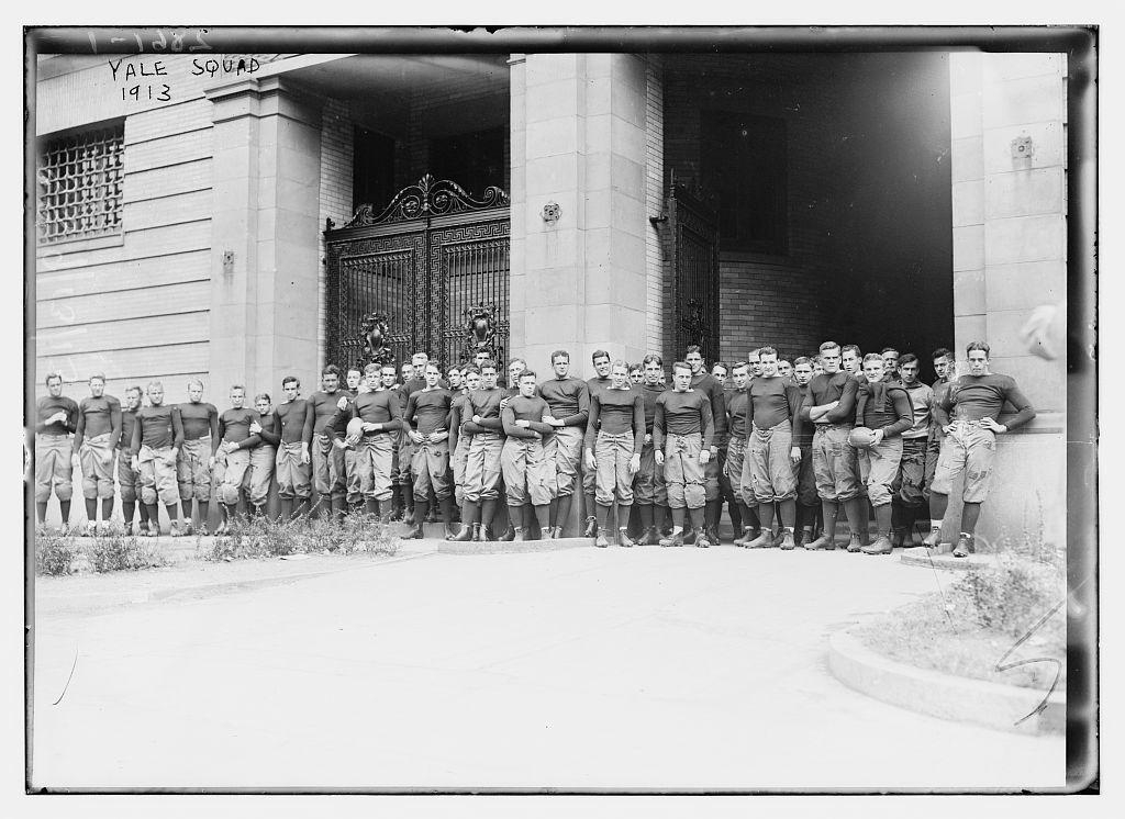 Yale Squad, 1913