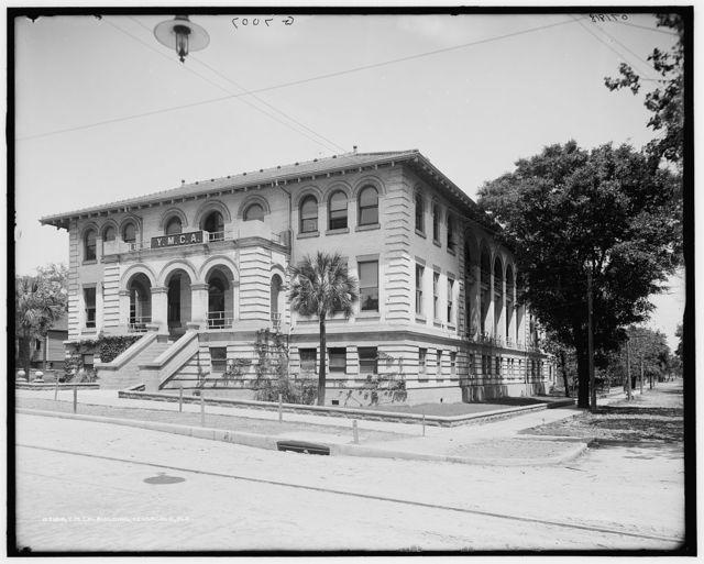 Y.M.C.A. building, Pensacola, Fla.