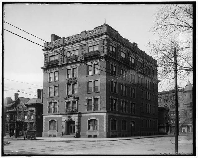 [Y.W.C.A., Detroit, Mich.]