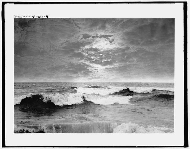 A Bit of Atlantic surf