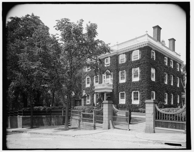 A Residence, Providence, R.I.