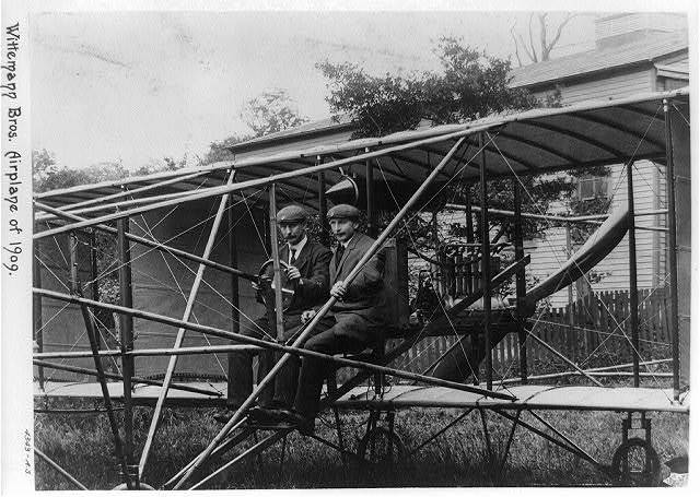 Airplane of 1909