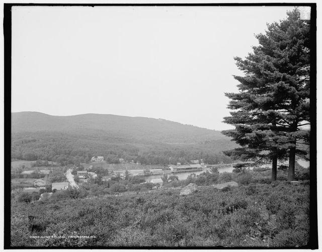 Alton Bay, Lake Winnipesaukee, N.H.