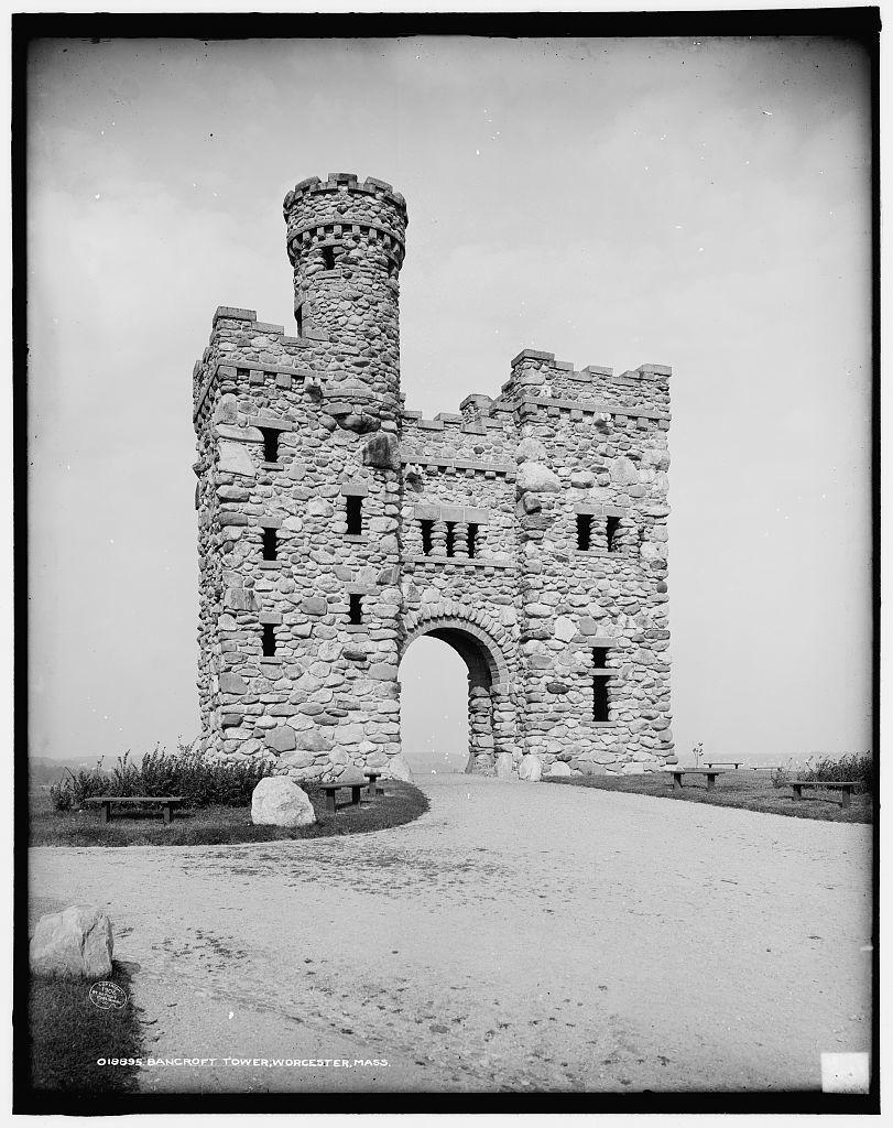 Bancroft Tower, Worcester, Mass.