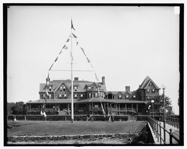 [Eastern Yacht Club, Marblehead, Mass.]