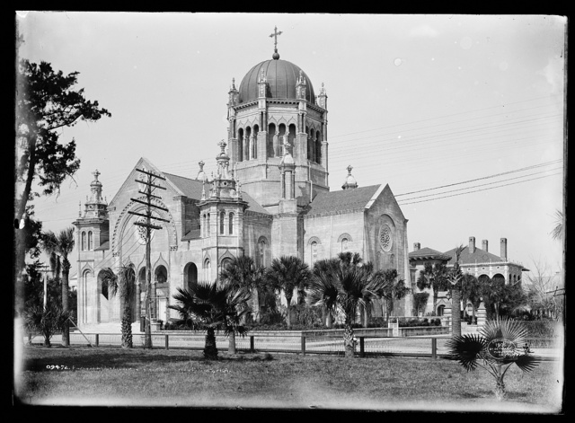 Flagler Memorial [Presbyterian] Church, St. Augustine, Fla.