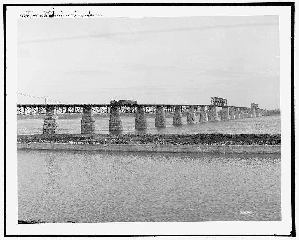 Fourteenth Street Bridge, Louisville, Ky.