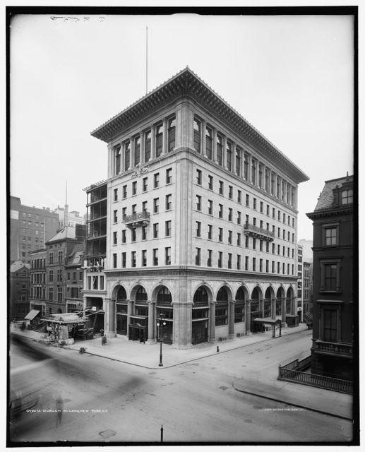 Gorham [Company] Building, New York, N.Y.
