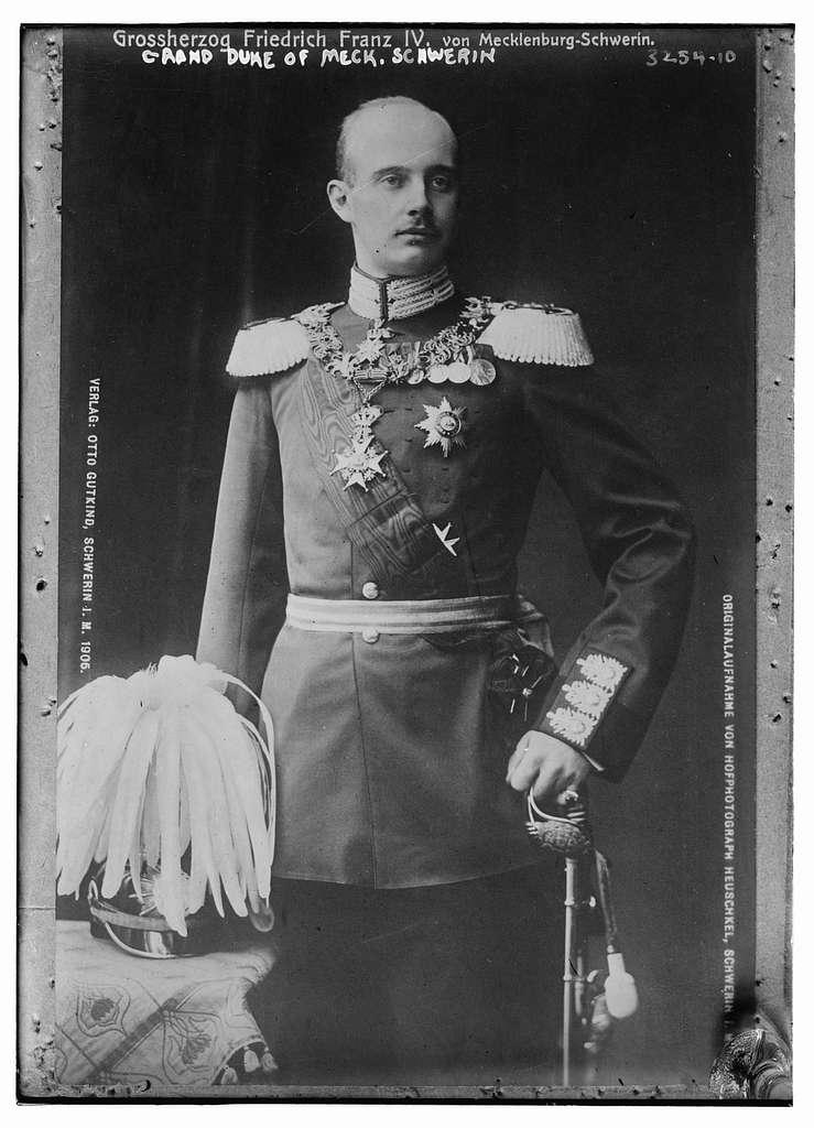 Grand Duke of Meck. Schwerin
