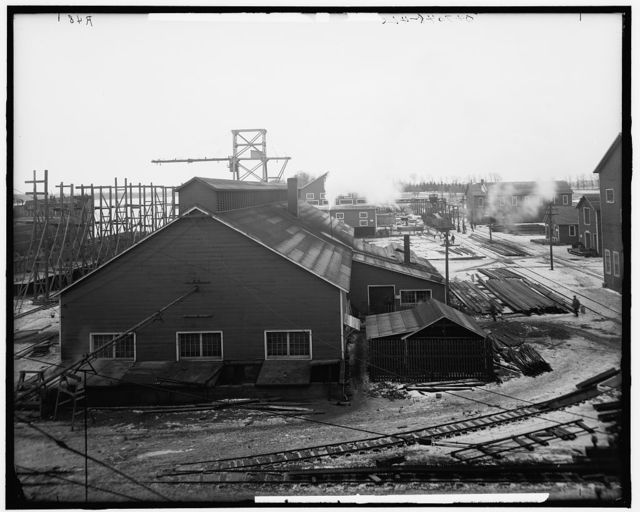 Great Lakes Engineering Works, St. Clair, Mich.