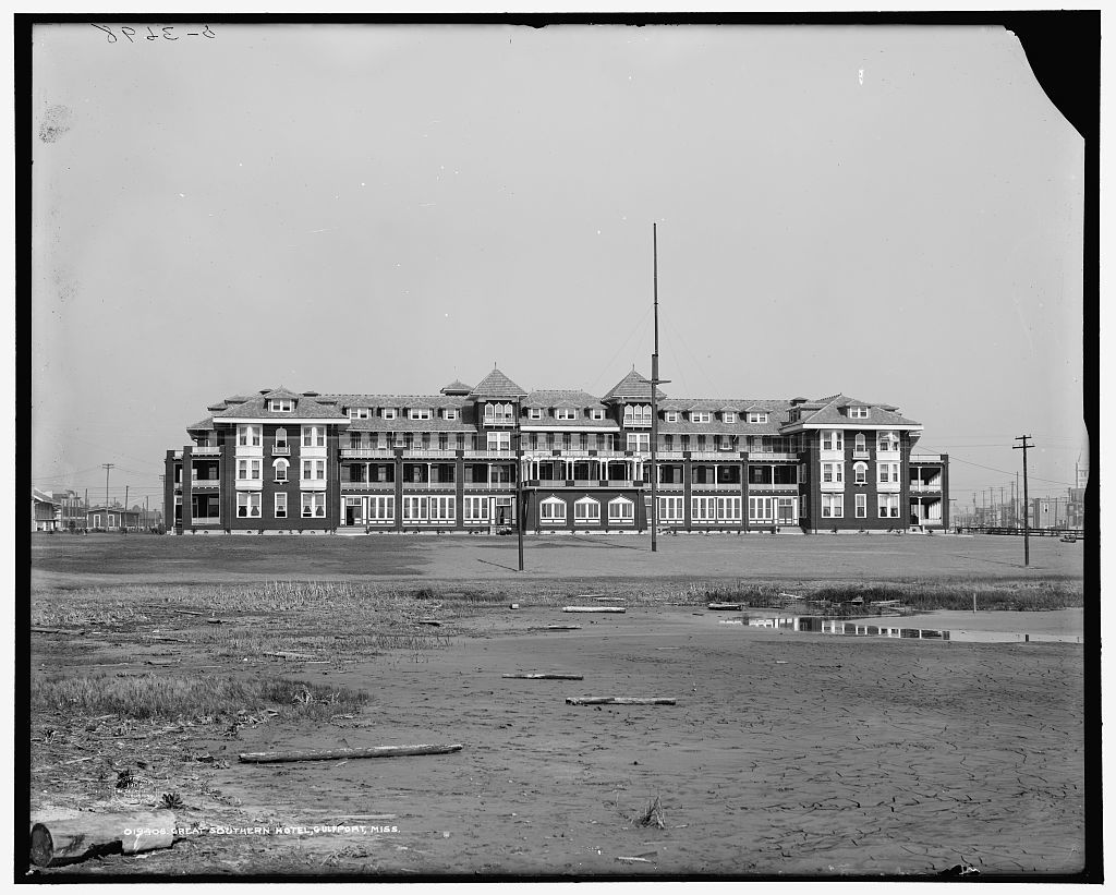 Great Southern Hotel, Gulfport, Miss.