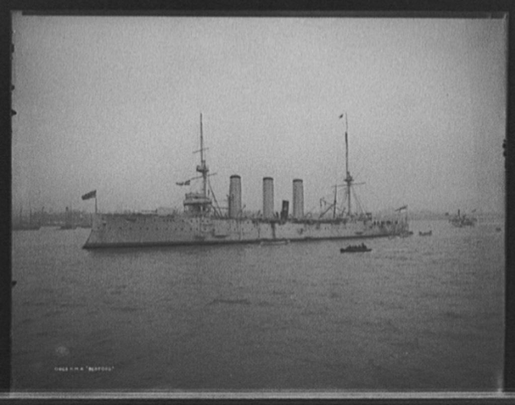 H.M.S. Bedford