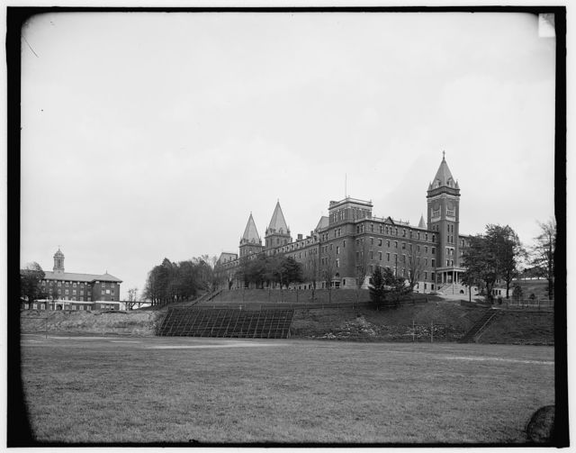 [Holy Cross College, Worcester, Mass.]