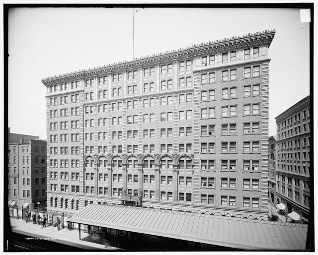 Hotel Essex, Boston, Mass.