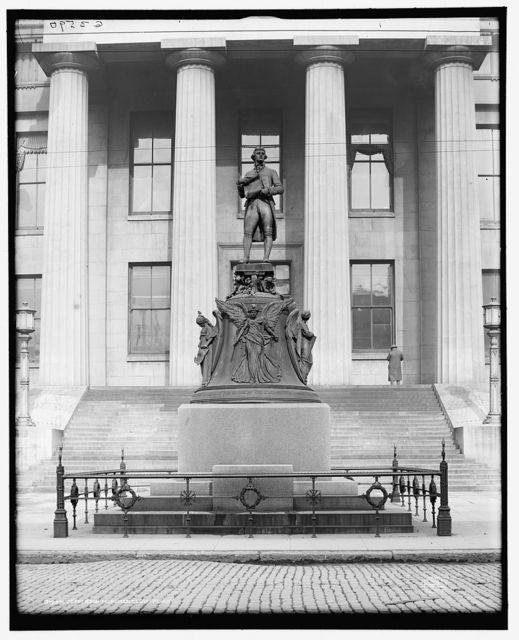 Jefferson monument, Louisville, Ky.