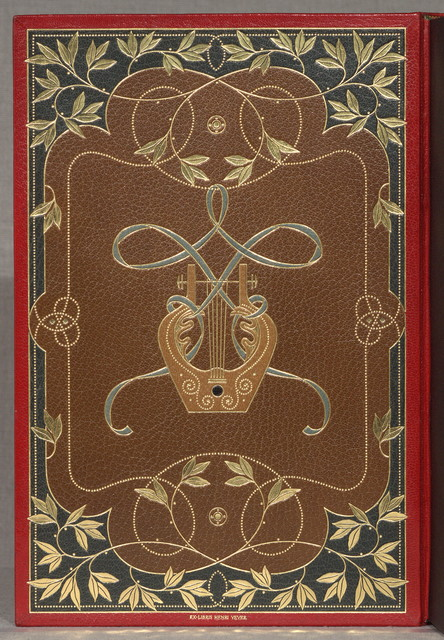 Les e´glogues de Virgile.  Bucolica. French [from old catalog]  Paris, Plon