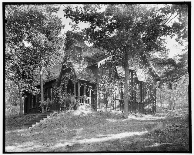 Little chapel at Blue Mt. House, Pen Mar Park, Md.